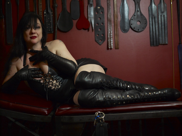 Double Dominance with Mistress Wynter of New York City