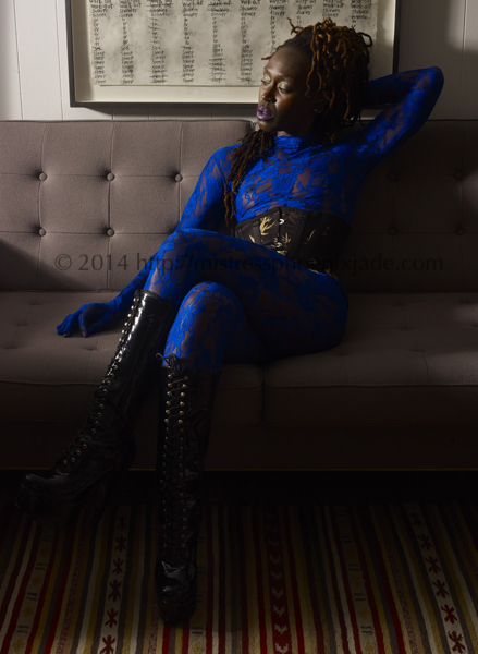 NYC Dominatrix Mistress Martine Phoenix